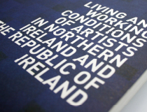 Living & Working Conditions - Arts Council of Northern Ireland